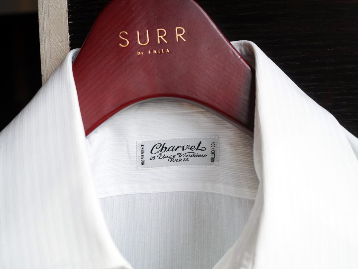 Vintage Charvet shirt / Diary1004